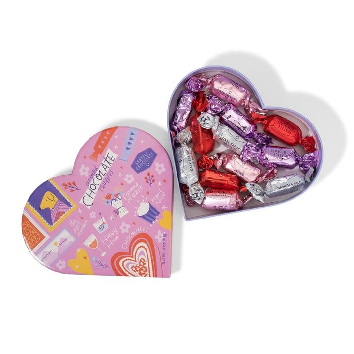 Heart Box Chocolates